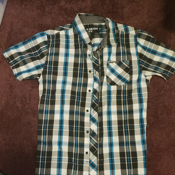 Zoo York Other - Mens button up